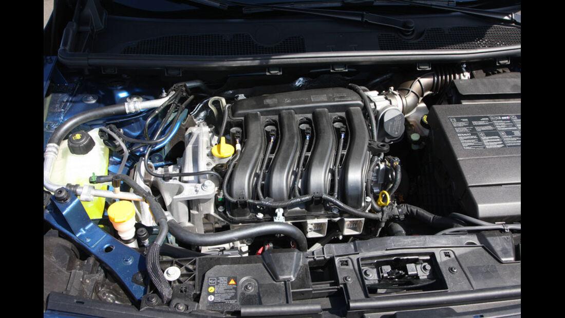 Renault Fluence, Motor