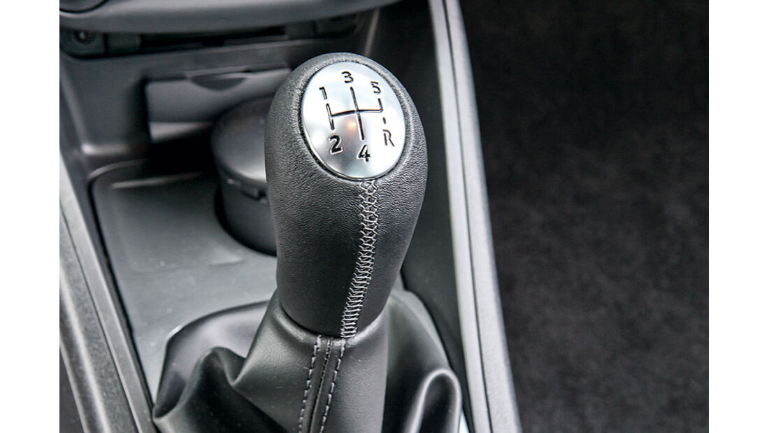 Renault Fluence Schaltknauf