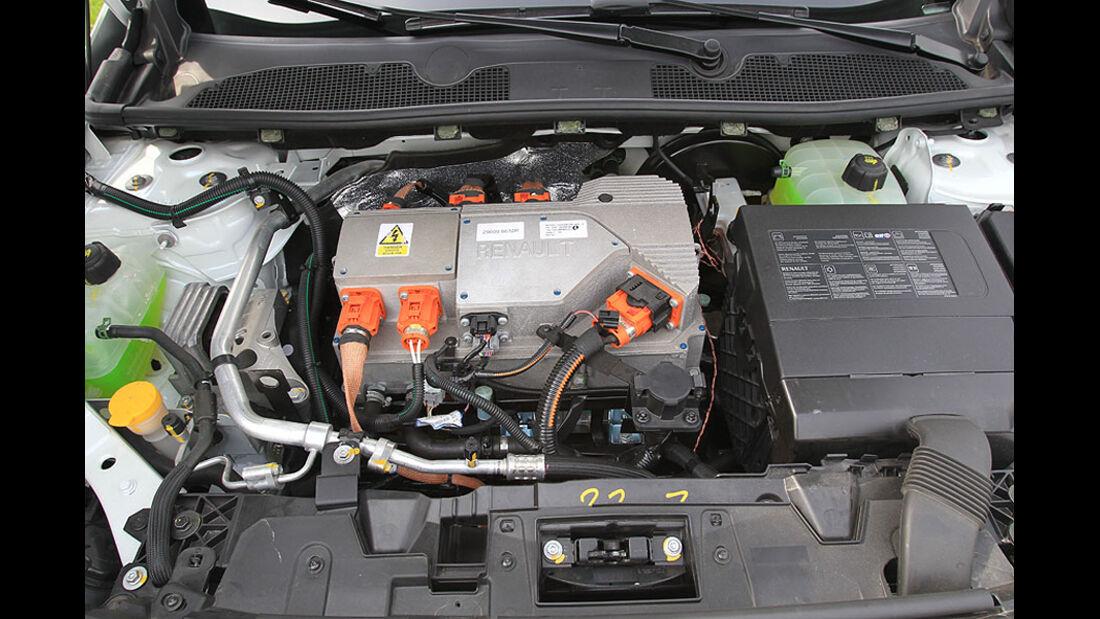 Renault Fluence Z.E. Motor
