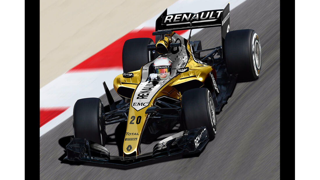 Renault - Formel 1 2017 - Designs - Sean Bull