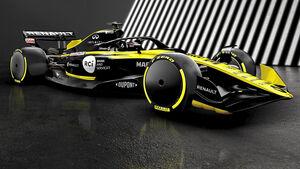 Renault - Formel 1 - Concept 2022