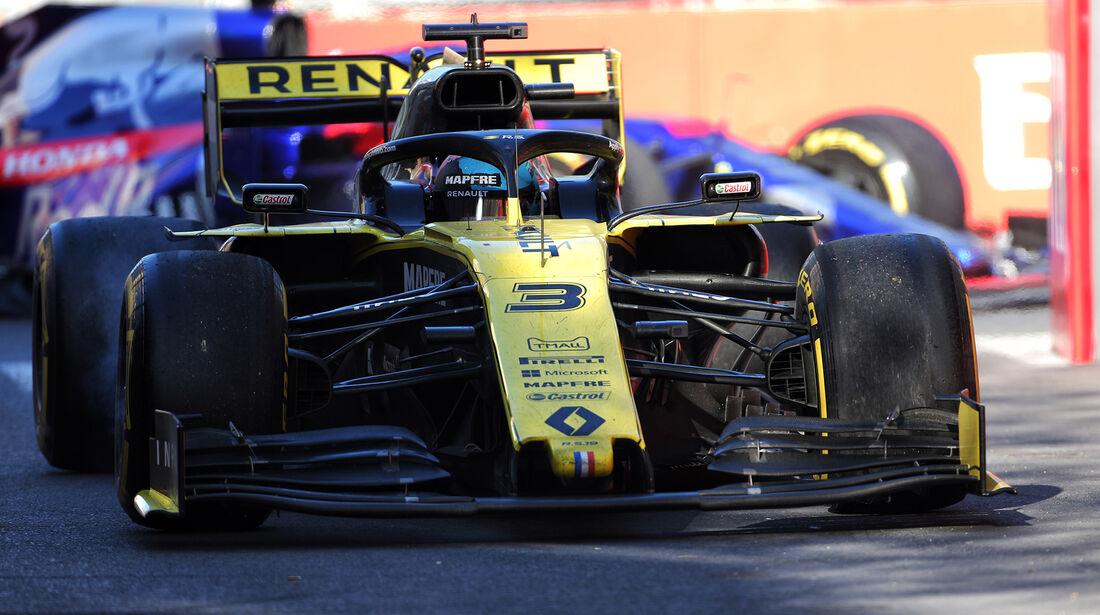 Renault - Formel 1 - GP Aserbaidschan 2019