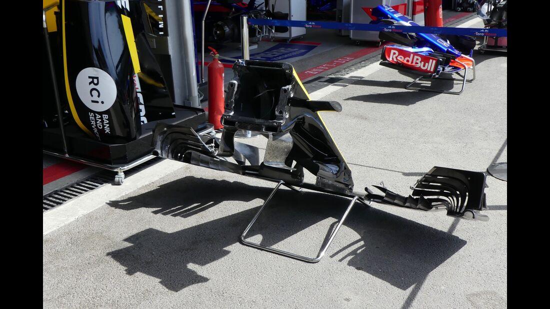 Renault - Formel 1 - GP Aserbaidschan - 27. April 2018