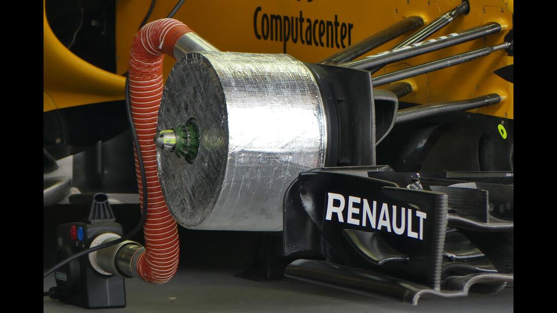 Renault - Formel 1 - GP Aserbaidschan - Baku - 17. Juni 2016