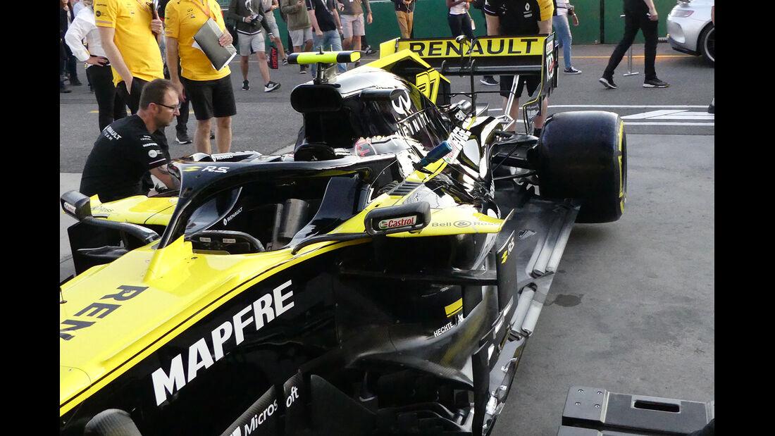 Renault - Formel 1 - GP Australien - 14. März 2019