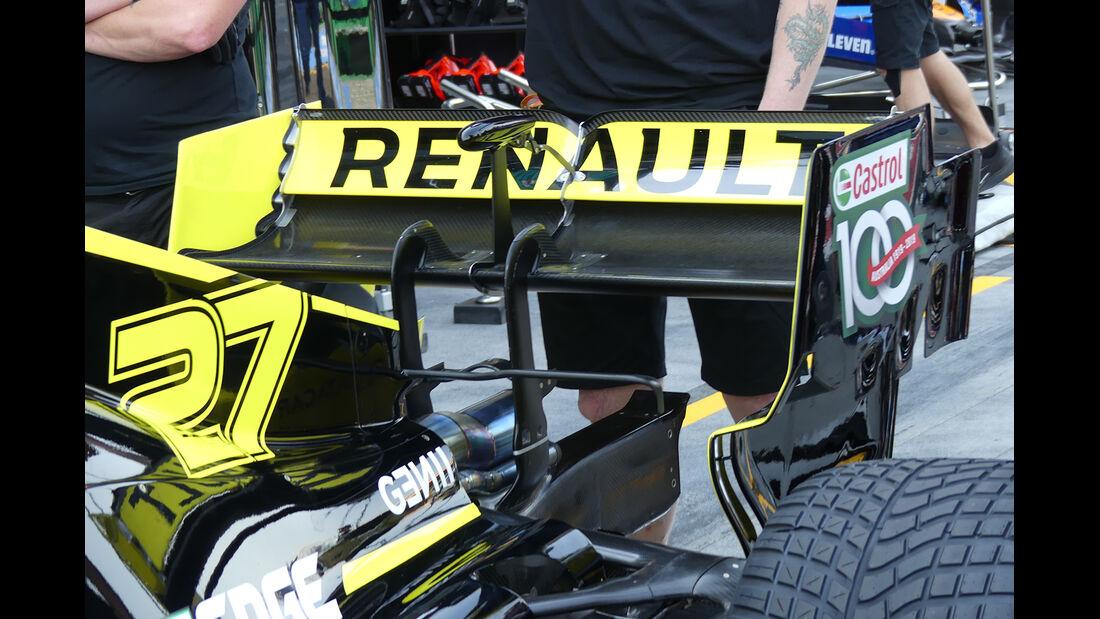 Renault - Formel 1 - GP Australien 2019