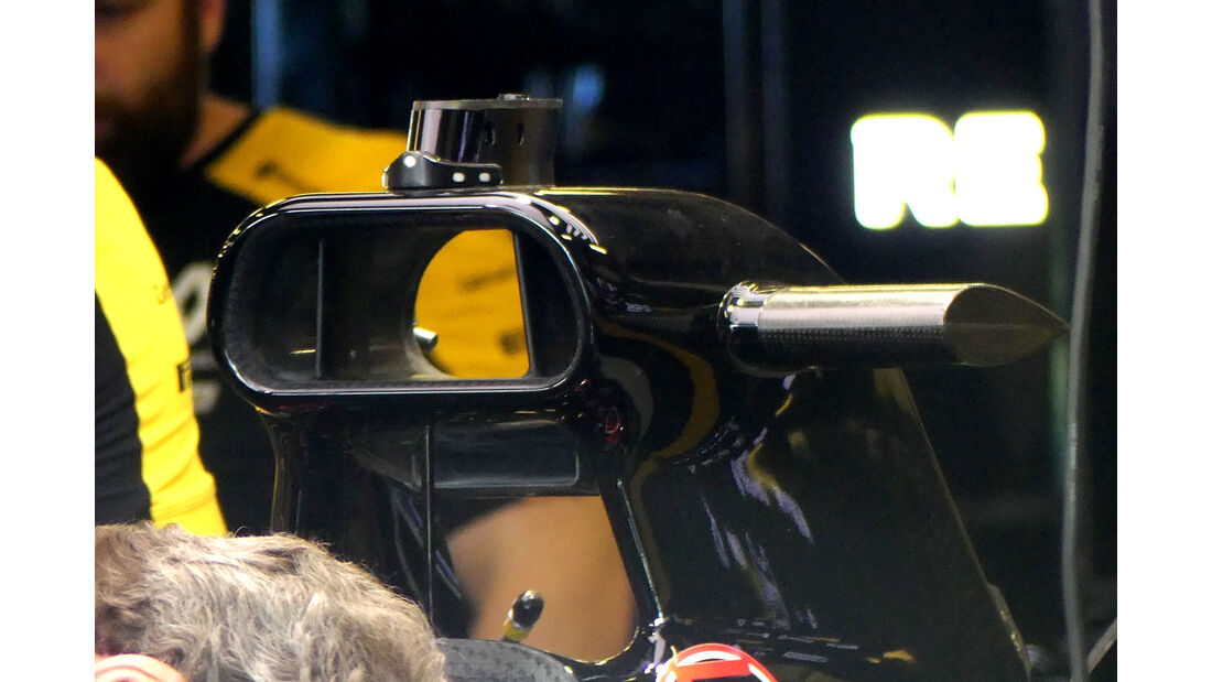 Renault - Formel 1 - GP Australien - Melbourne - 13. März 2019