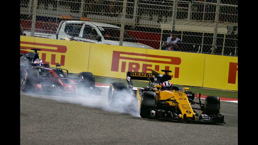Renault - Formel 1 - GP Bahrain 2017