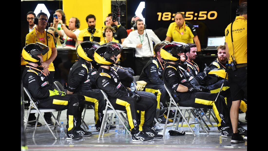 Renault - Formel 1 - GP Bahrain - 31. März 2019