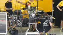 Renault - Formel 1 - GP Bahrain -Sakhir - Donnerstag - 13.4.2017