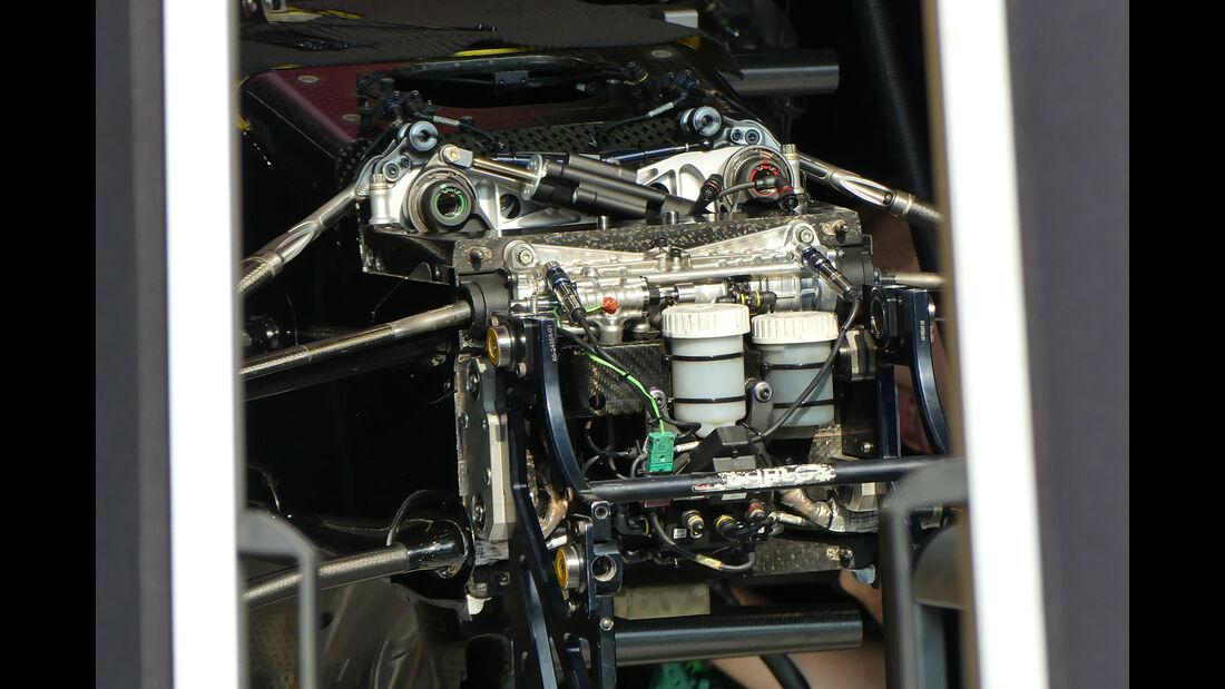 Renault - Formel 1 - GP Belgien - Spa-Francorchamps - 22. August 2018