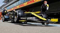 Renault - Formel 1 - GP Belgien - Spa-Francorchamps - Donnerstag - 27. August 2020
