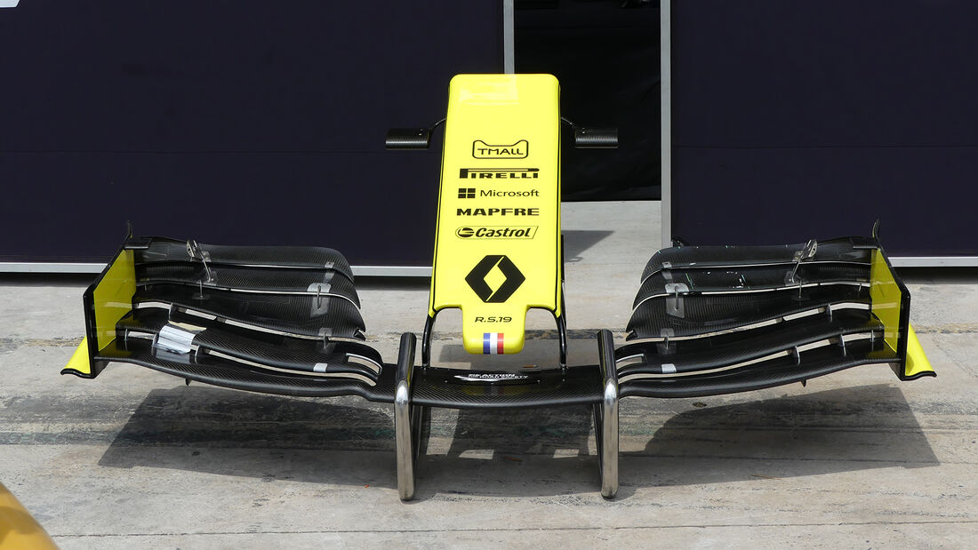 Renault - Formel 1 - GP Brasilien - Sao Paulo - 13. November 2019