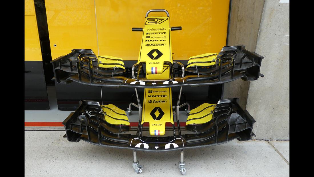 Renault - Formel 1 - GP China - Shanghai - 13. April 2017