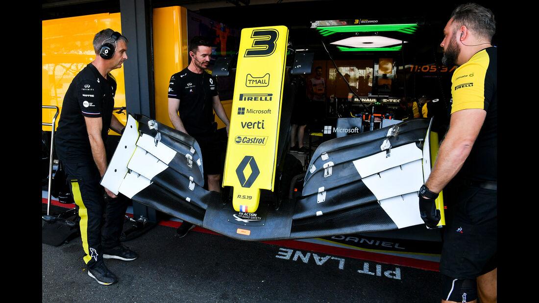 Renault - Formel 1 - GP Deutschland - Hockenheim 2019