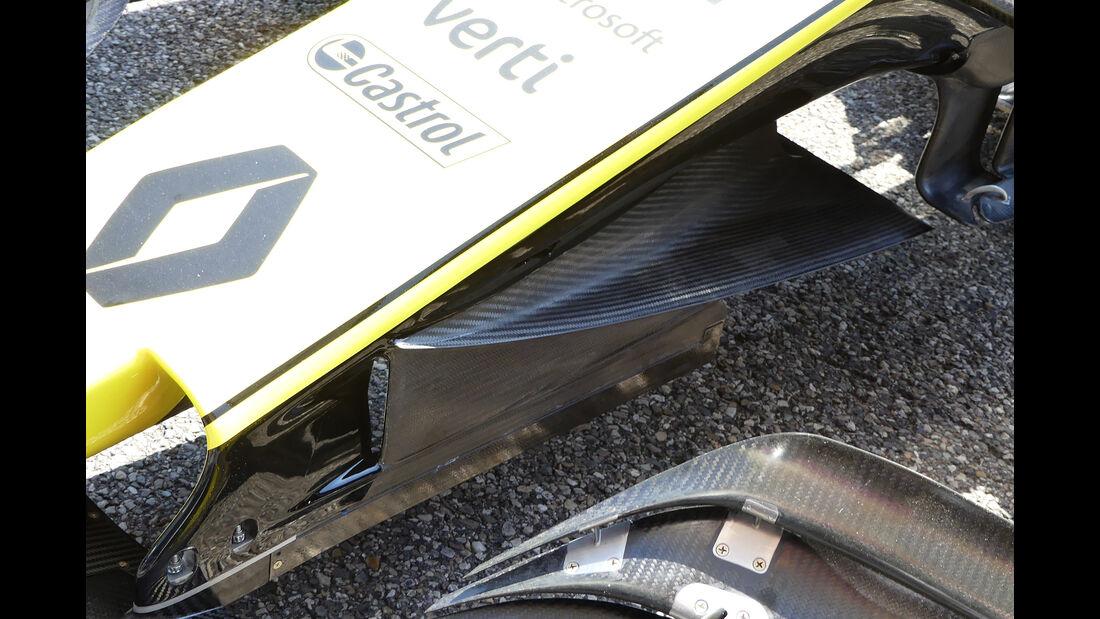 Renault - Formel 1 - GP Deutschland - Hockenheim - 25. Juli 2019
