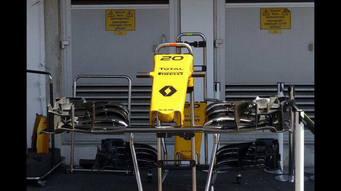 Renault - Formel 1 - GP Deutschland - Hockenheim - 27. Juli 2016