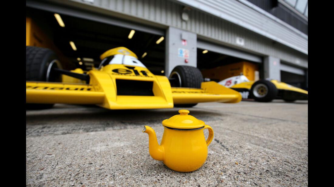 Renault - Formel 1 - GP England - 13. Juli 2017