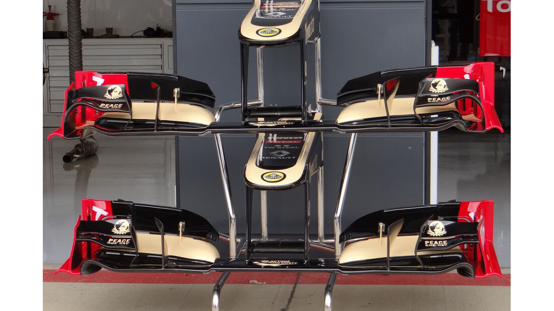 Renault - Formel 1 - GP England - Silverstone - 5. Juli 2012