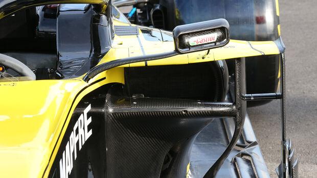 Renault - Formel 1 - GP Frankreich - Le Castellet - 20. Juni 2019