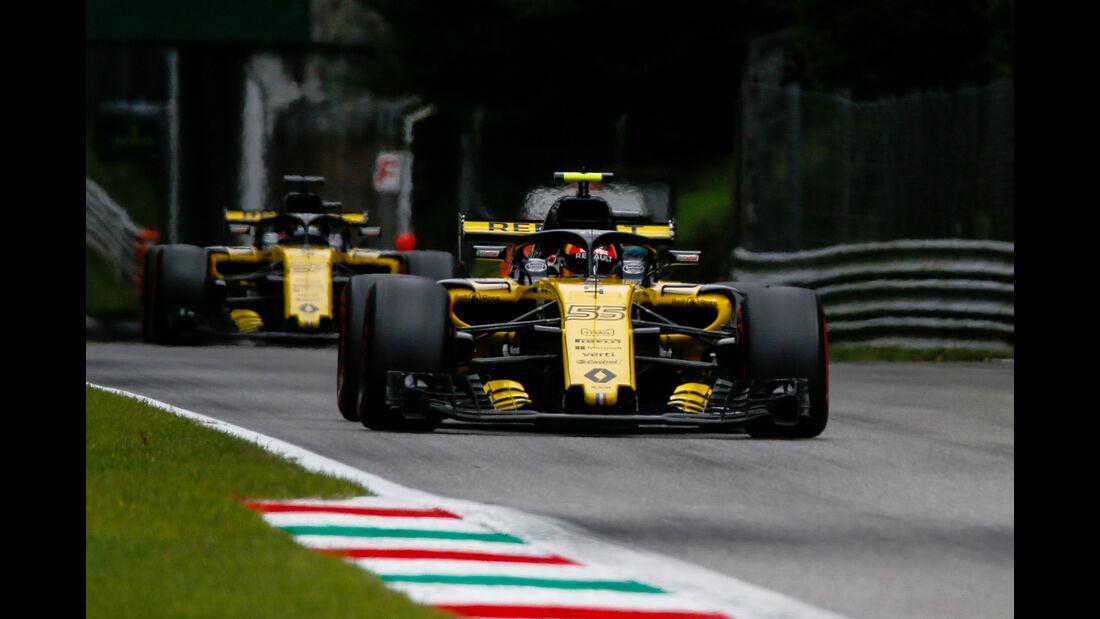Renault - Formel 1 - GP Italien - 2018