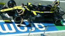 Renault - Formel 1 - GP Italien - Monza - Donnerstag - 3. September 2020