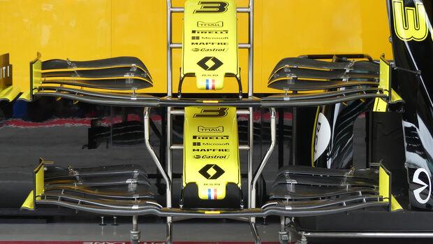Renault - Formel 1 - GP Japan - Suzuka - 10. Oktober 2019