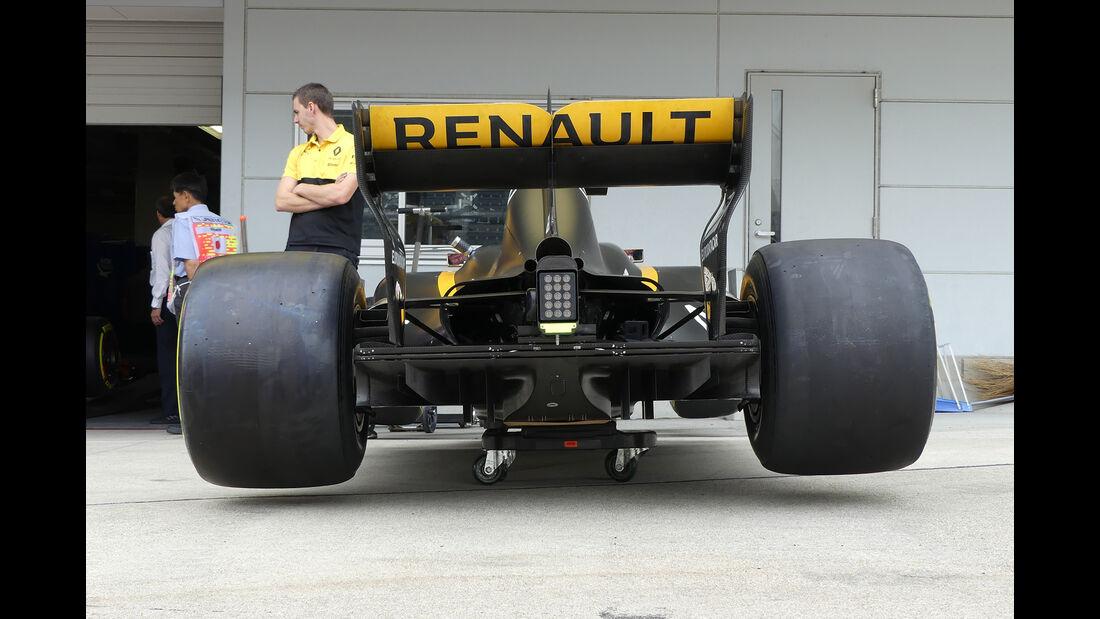 Renault - Formel 1 - GP Japan - Suzuka - 5. Oktober 2017