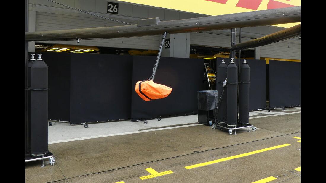 Renault - Formel 1 - GP Japan - Suzuka - Mittwoch - 5.10.2016