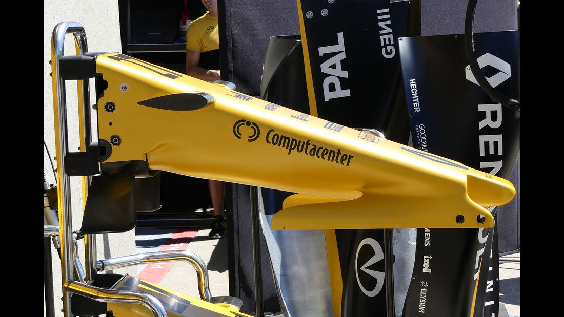Renault - Formel 1 - GP Kanada  - Montreal - 7. Juni 2017