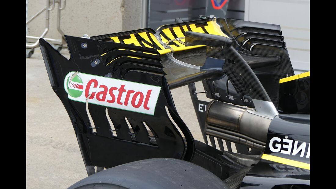 Renault - Formel 1 - GP Kanada - Montreal - 7. Juni 2018