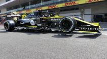 Renault - Formel 1 - GP Mexiko - 24. Oktober 2019
