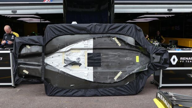 Renault - Formel 1 - GP Monaco - 22. Mai 2019