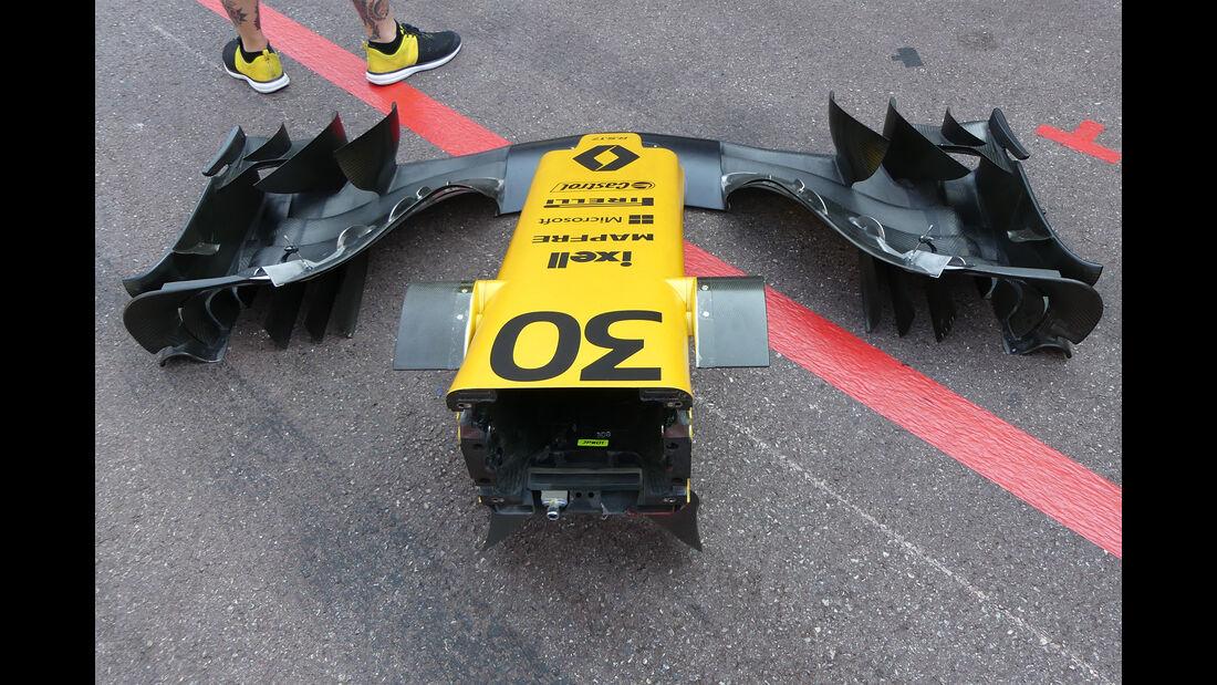 Renault - Formel 1 - GP Monaco - 26. Mai 2017