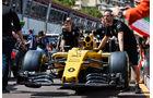 Renault - Formel 1 - GP Monaco - 27. Mai 2016