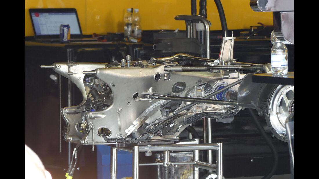 Renault - Formel 1 - GP Monaco - 27. Mai 2017