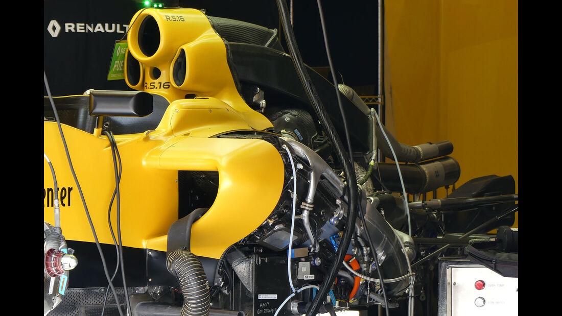 Renault - Formel 1 - GP Österreich -  30. Juni 2016