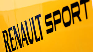 Renault - Formel 1 - GP Österreich - Spielberg - 19. Juni 2014