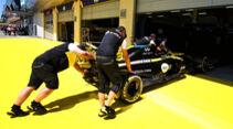Renault - Formel 1 - GP Österreich - Steiermark - Spielberg - 9. Juli 2020