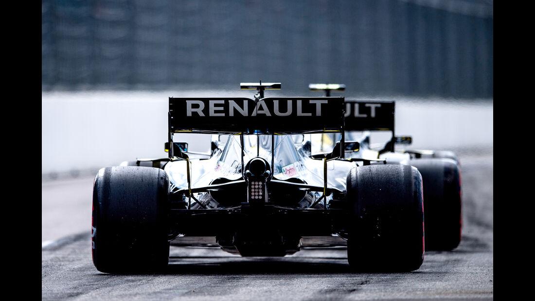 Renault - Formel 1 - GP Russland 2019