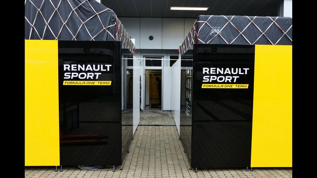 Renault  - Formel 1 - GP Russland - 27. April 2016