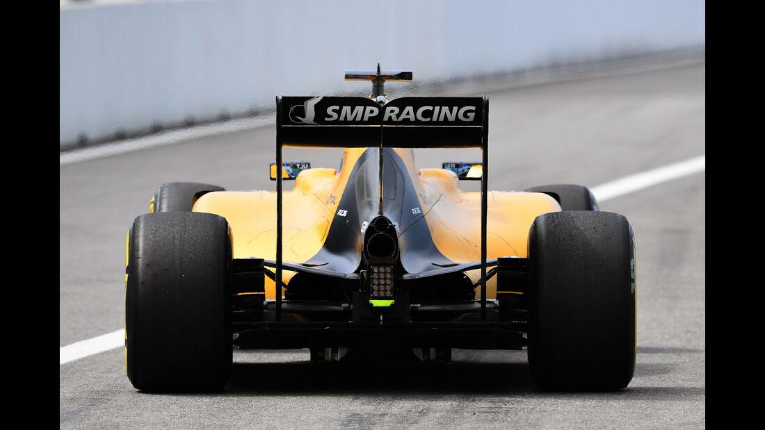 Renault - Formel 1 - GP Russland - 29. April 2016