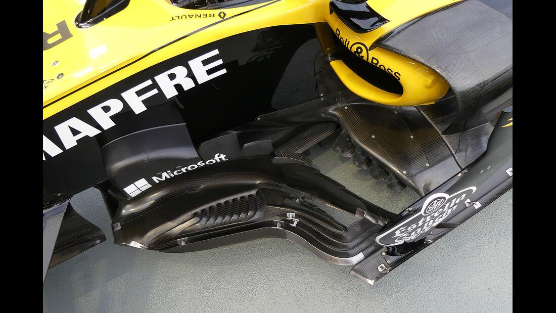 Renault - Formel 1 - GP Singapur - 13. September 2018