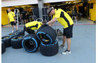 Renault - Formel 1 - GP Singapur - 15. Septemberg 2016