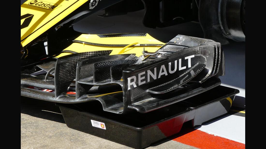 Renault - Formel 1 - GP Spanien - Barcelona - 11. Mai 2018