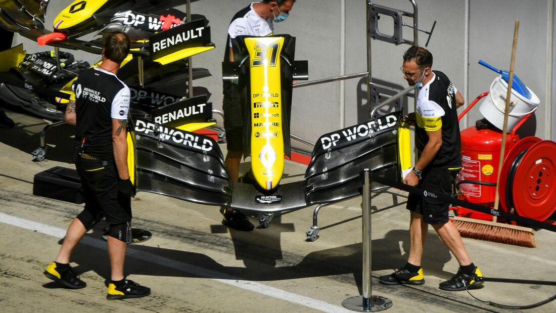 Renault - Formel 1 - GP Steiermark - Österreich - Spielberg - 10. Juli 2020