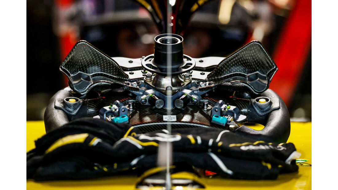 Renault - Formel 1 - GP USA - 19. Oktober 2018
