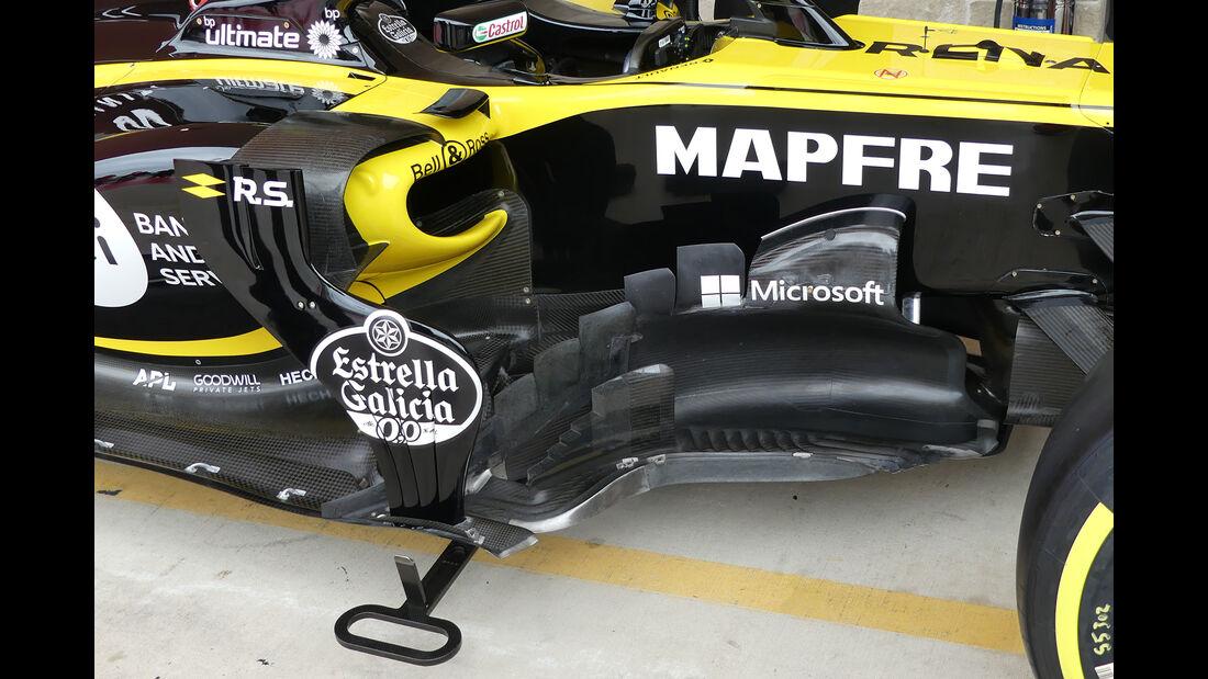 Renault - Formel 1 - GP USA - Austin - 18. Oktober 2018