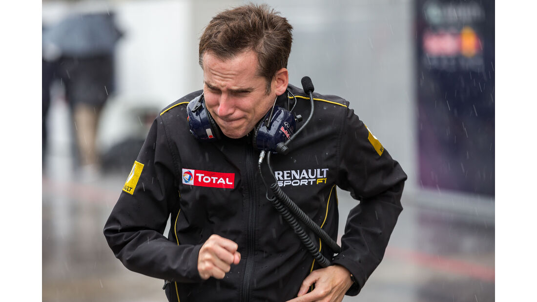 Renault - Formel 1 - GP USA - Austin - Formel 1 - 24. Oktober 2015