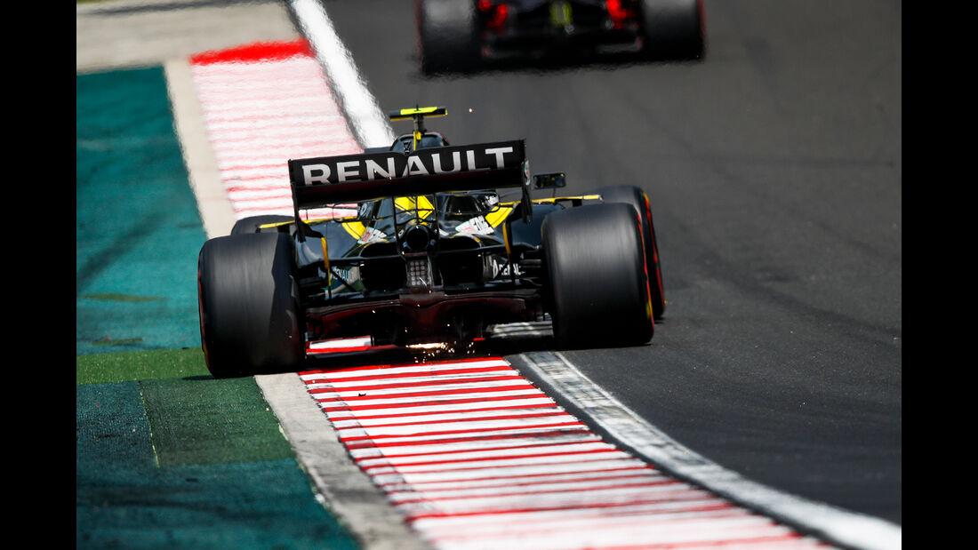 Renault - Formel 1 - GP Ungarn 2019